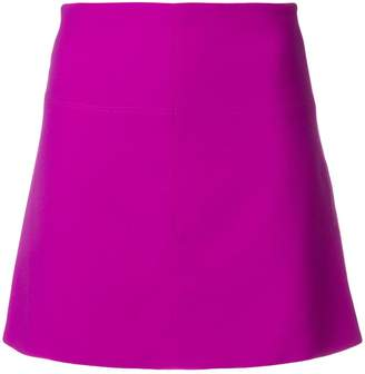 Blugirl mini a-line skirt