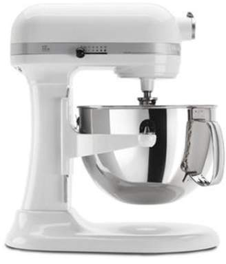 KitchenAid White Pro 600 Stand Mixer