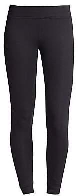 ATM Anthony Thomas Melillo Women's Ribbed Knit Leggings