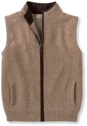 L.L. Bean L.L.Bean Waterfowl Sweater Vest