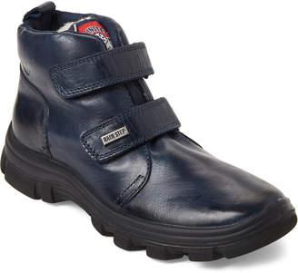 Naturino Kids Boys) Blue Murray Leather Chukka Boots