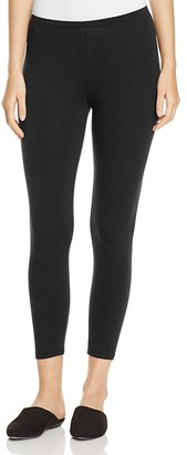 Eileen Fisher Cropped Leggings $98 thestylecure.com