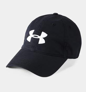 Under Armour Mens UA Golf Chino 2.0 Cap