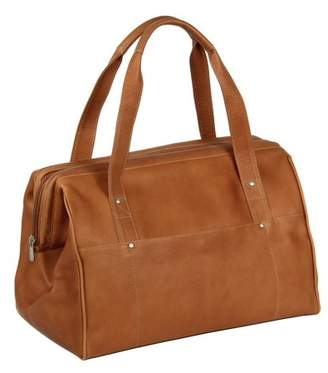 Piel Leather WIDE MOUTH DOCTOR BAG