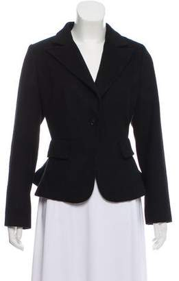 Givenchy Structured Wool Blazer