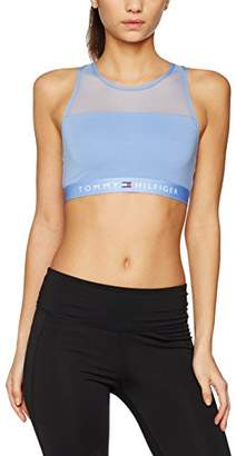 Tommy Hilfiger Women's Uw0uw00012 Bra,(Manufacturer Size: LG)