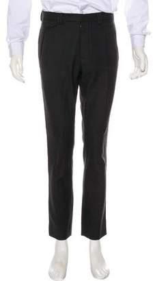 Maison Margiela Wool Slim Dress Pants