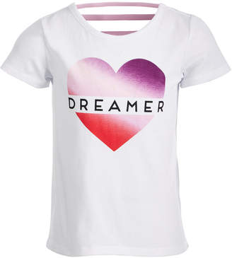 Ideology Toddler Girls Dreamer-Print T-Shirt
