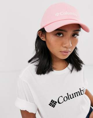 Columbia ROC II cap in pink