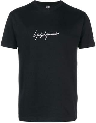 Yohji Yamamoto signature logo T-shirt
