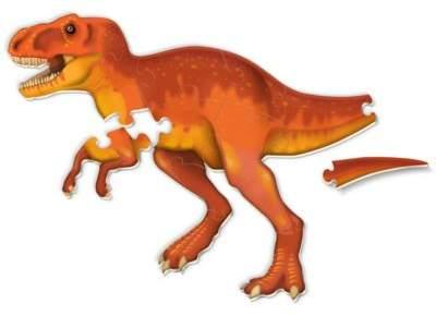 Learning Resources® Jumbo T-Rex Dinosaur Foam Floor Puzzle