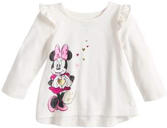 Osh Kosh Disneyjumping Beans Disney's Minnie Mouse Baby Girl Swing Top by Jumping Beans