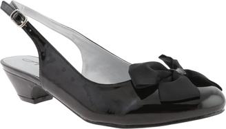 Women's Annie Double Bow Slingback $59.95 thestylecure.com