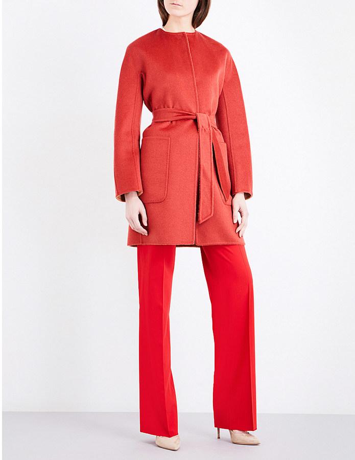 Max MaraMax Mara Tosca cashmere coat