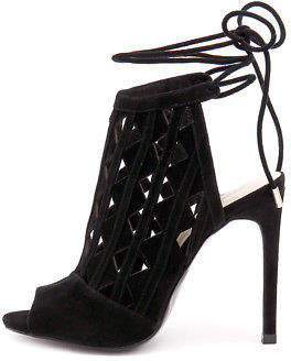 Wanted New Lena Wn Black Womens Shoes Dress Sandals Heeled