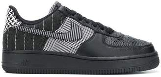 Nike Force 1 patchwork sneakers