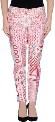 Mary Katrantzou Denim pants - Item 42398277IF