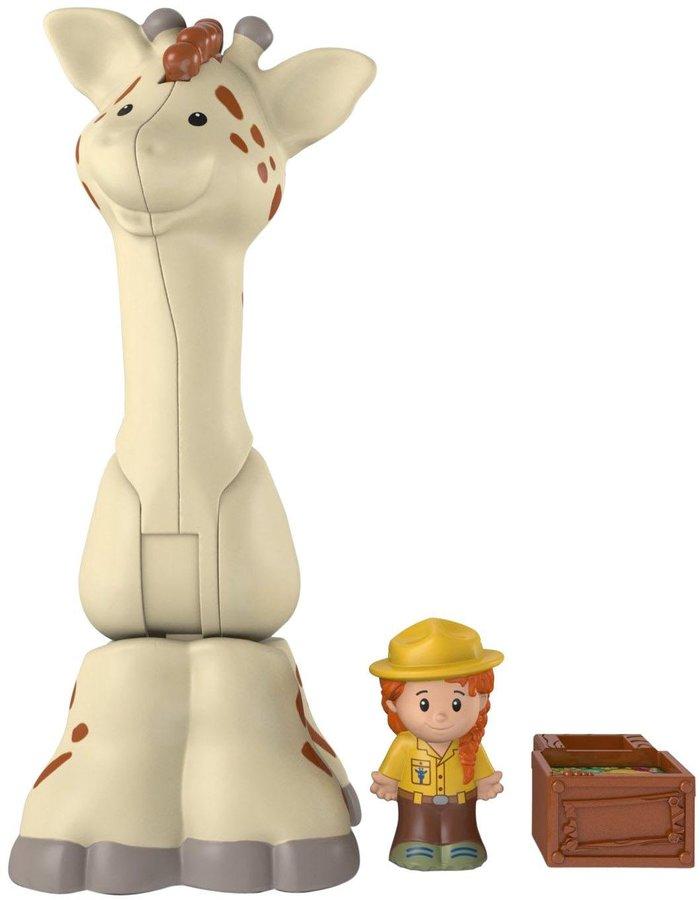 Fisher Price Little People Large Animal- Giraffe