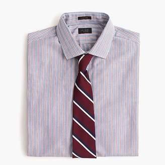 J.Crew Ludlow Slim-fit shirt in thin stripe