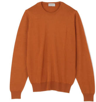 John Smedley (ジョン スメドレー) - John Smedley 24g Crew Neck Long Sleeve − Standard Fit