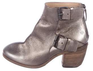 Marsèll Leather Ankle Boots