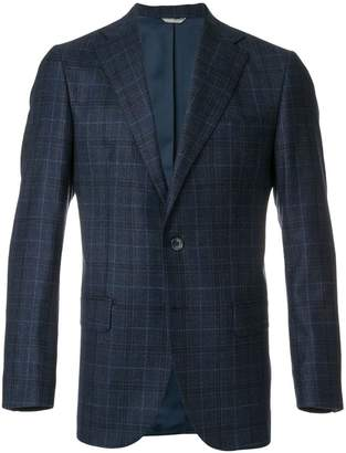 Fashion Clinic Timeless checked blazer