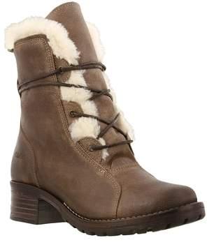 Taos Furkle Boot with Faux Fur Trim