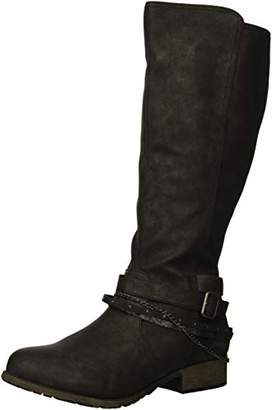 Jellypop Women's ALYESKA Knee High Boot