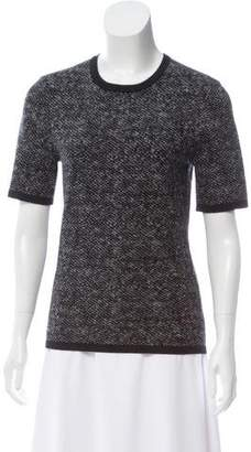 Michael Kors Short Sleeve Knit Top