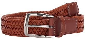 Torino Leather Co. 35 mm Italian Woven Stretch Leather