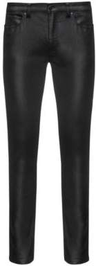 HUGO BOSS Cotton Jean, Skinny Fit Hugo 734 32/32 Black