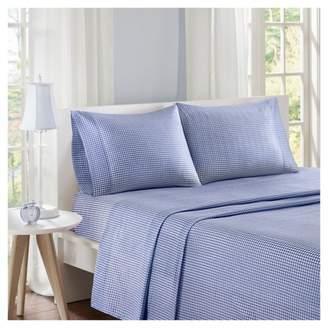 JLA Home Gingham Cotton Sheet Sets