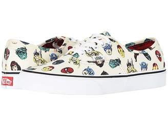 Vans Authentic X Marvel Collab