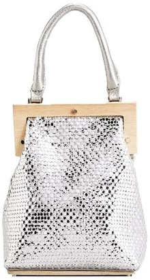 Un Billion UN Billion Studded Clamshell Closure CrossbodyBag - Wendy