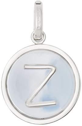 Burberry Marbled Resin 'Z' Alphabet Charm