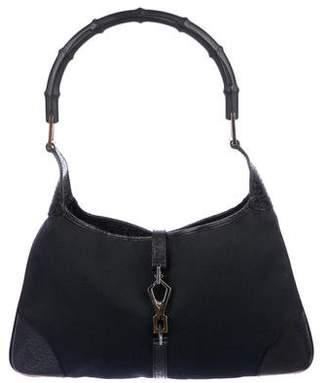 Gucci Jackie Bamboo Handle Bag
