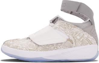 Jordan Air 20 Laser 'Laser' - White/Metallic Silver