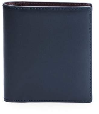 Faire Leather Co. Specter Vt Bifold Wallet Navy