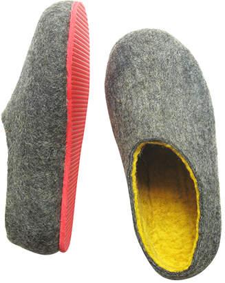 "Felt Forma Felt House Shoes ""Southern California"""