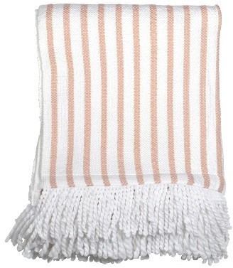 Peri Home Fringe Throw Blanket