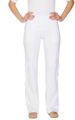 Women With Control Wicked by Women with Control Tall Cargo Bootcut Pants