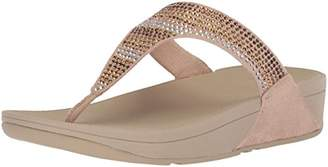 FitFlop Women's Strobe Luxe Toe-Thong Sandals
