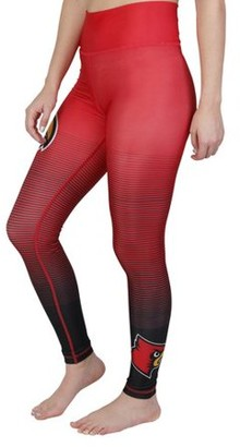 eaf021eaae5ae NCAA Louisville Fringe Ladies' Sublimated Legging