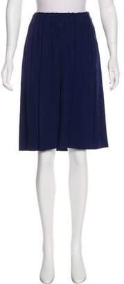Dries Van Noten Knee-Length A-Line Skirt w/ Tags