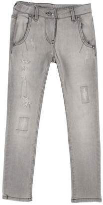 Eddie Pen Denim trousers