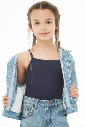 Forever 21 Girls Stretch-Knit Cami (Kids)