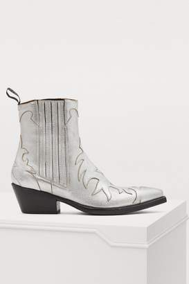 Sartore Flamm ankle boots