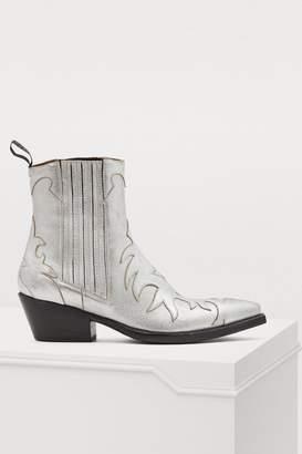 c2352b3b9be8 Argento Boots - ShopStyle