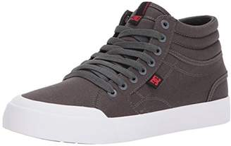 DC Men's Evan Smith HI TX Skate Shoe