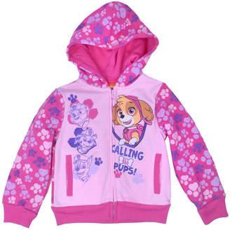 Nickelodeon Paw Patrol Hoodie-Toddler Girls